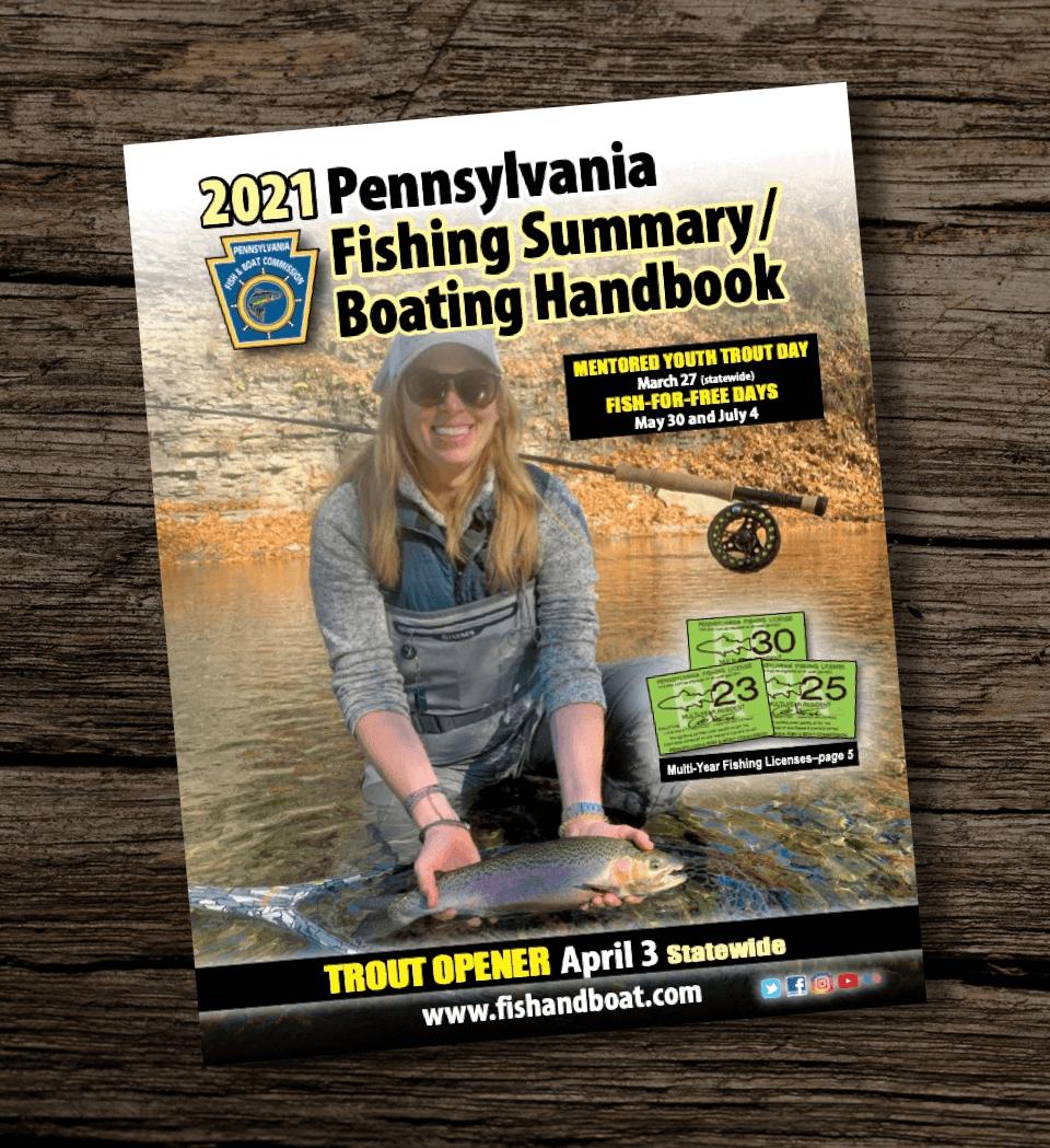 Pennsylvania-Fishing-Guidebook-FBC-Regulations-Report-2021