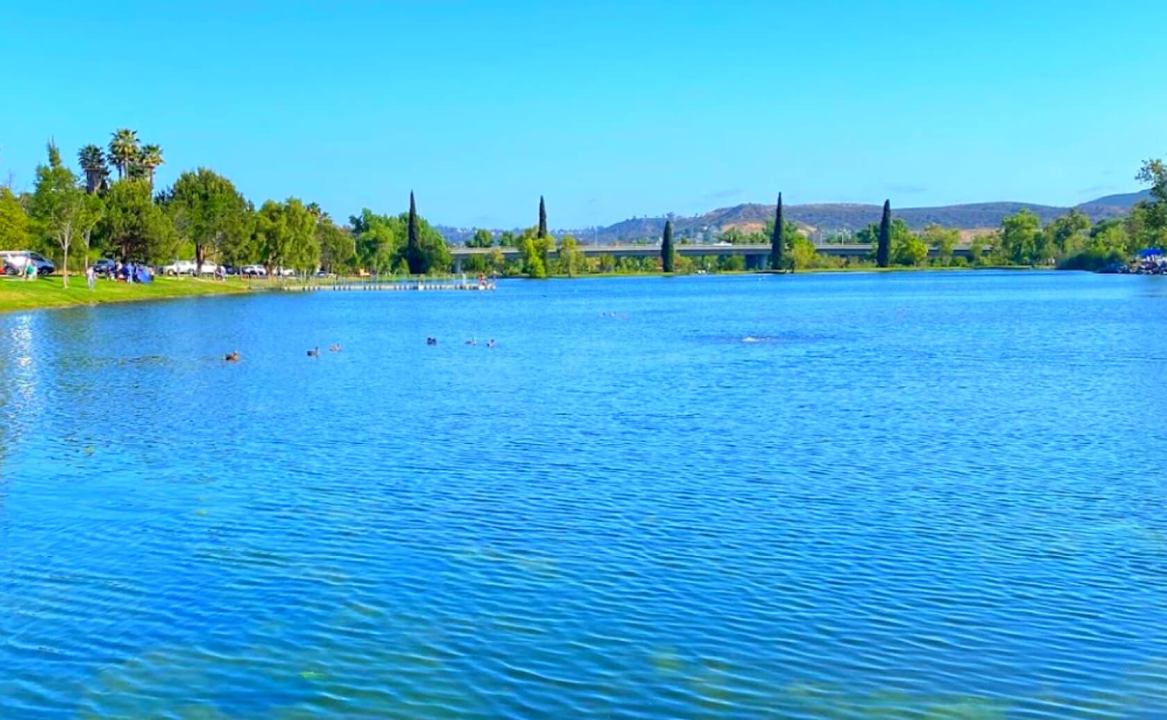 Santee-Lakes-Fishing-Guide-Report-California-08