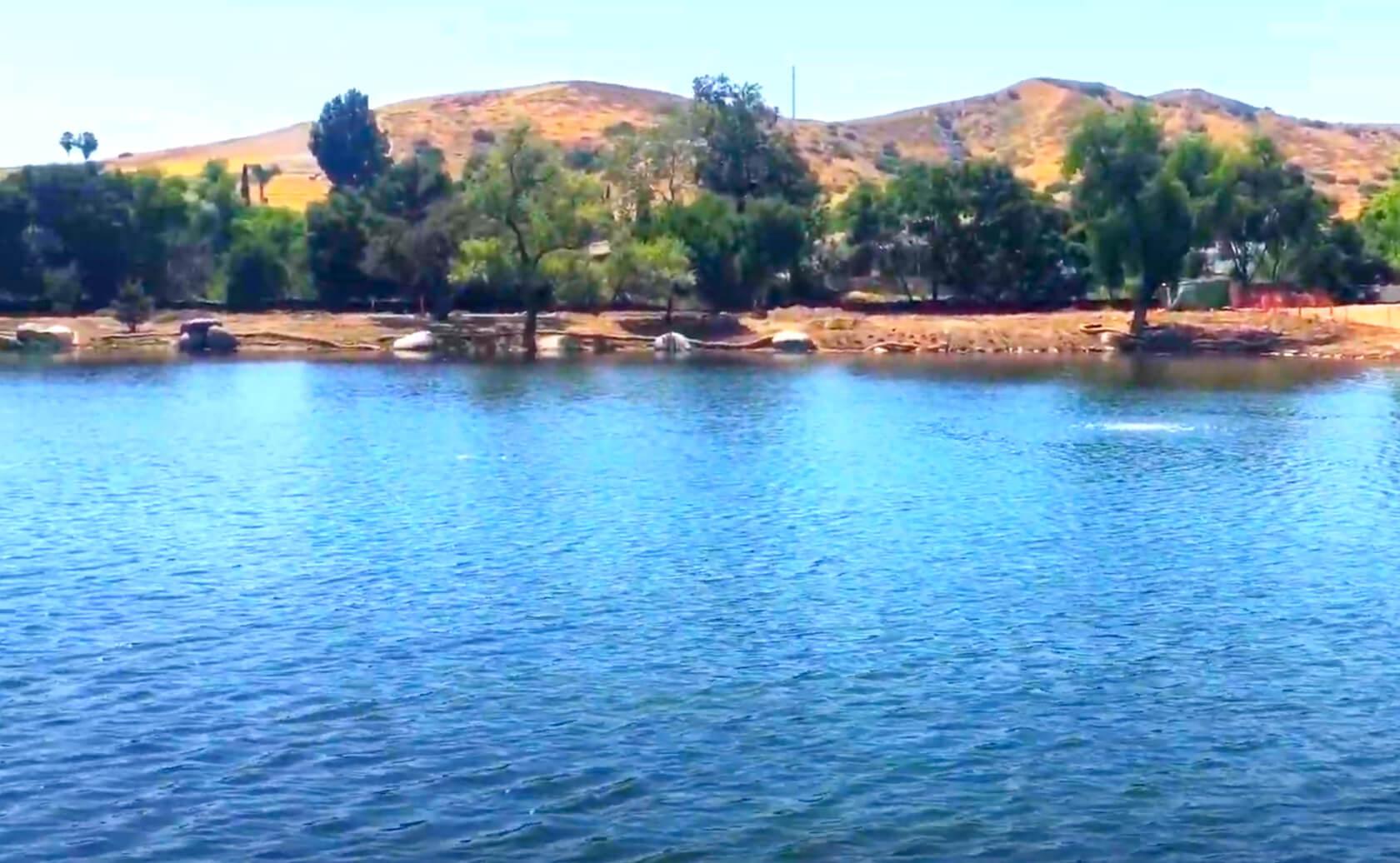 Santee-Lakes-Fishing-Guide-Report-California-09