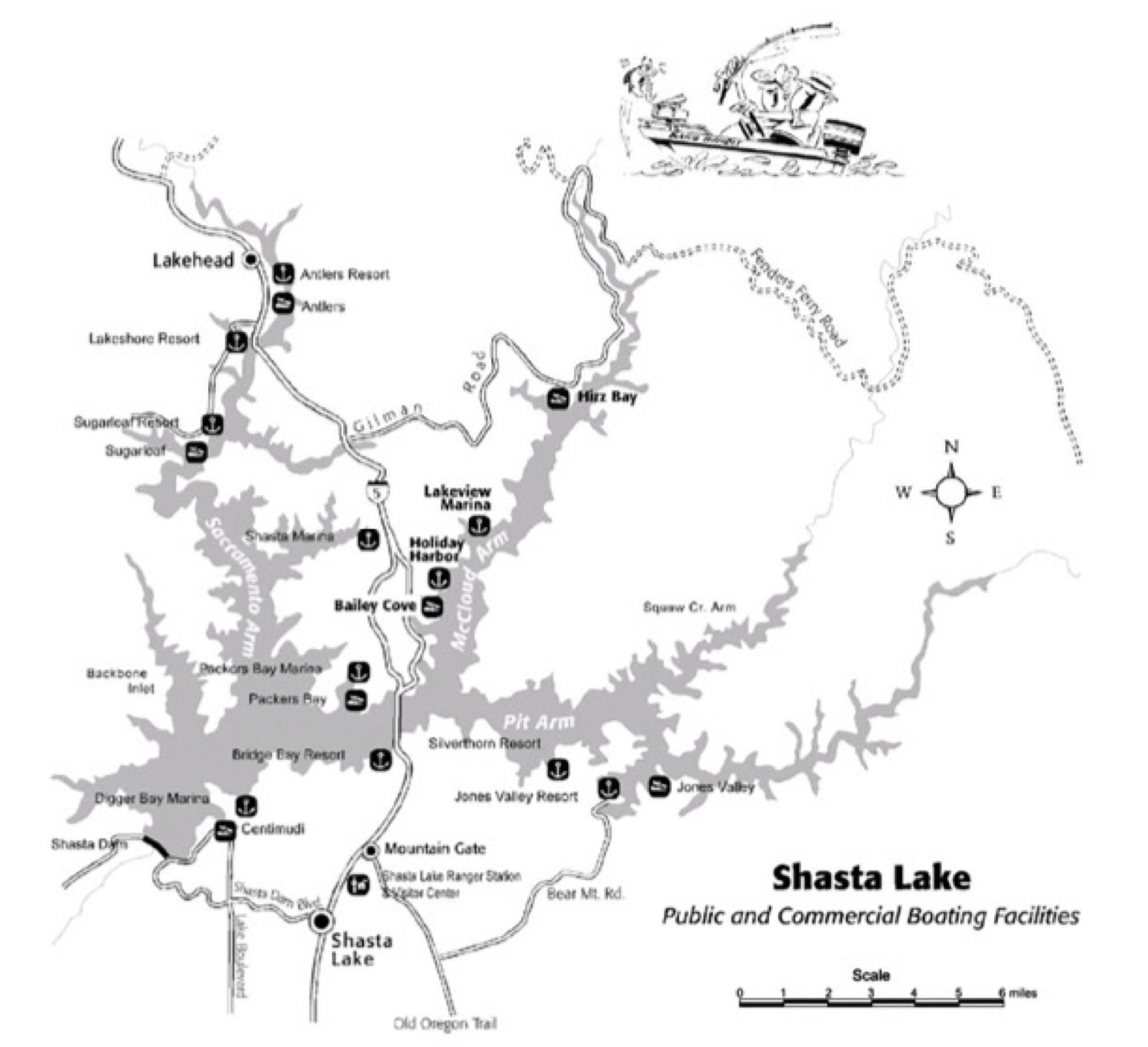 Shasta-Lake-Fishing-Guide-Report-CA-10