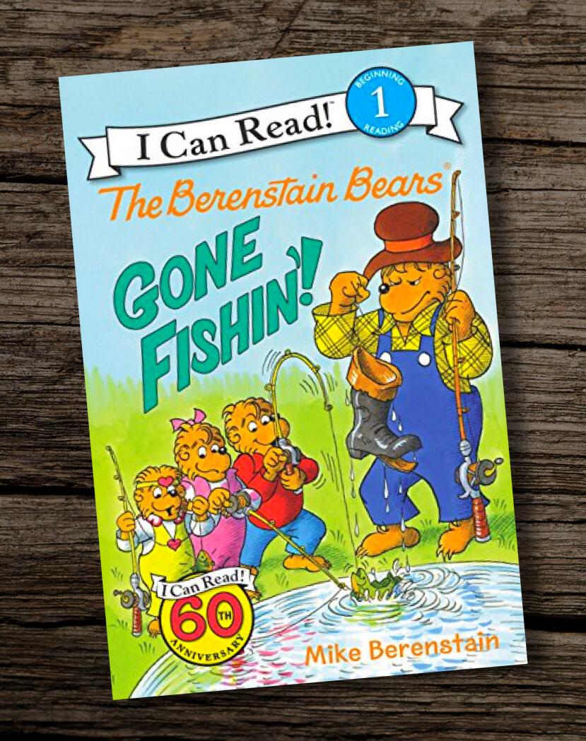 The-Berenstain-Bears-Gone-Fishin
