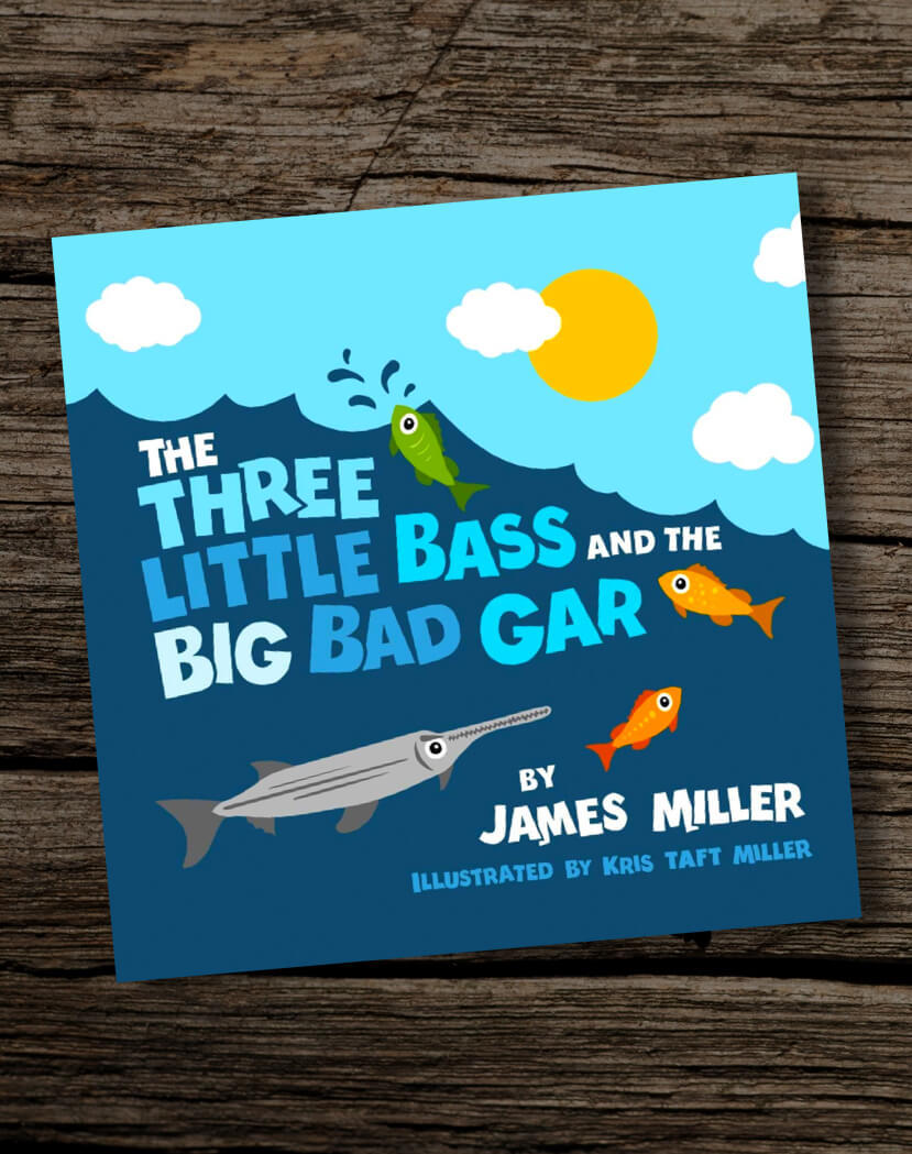 The-Three-Little-Bass-and-the-Big-Bad-Gar