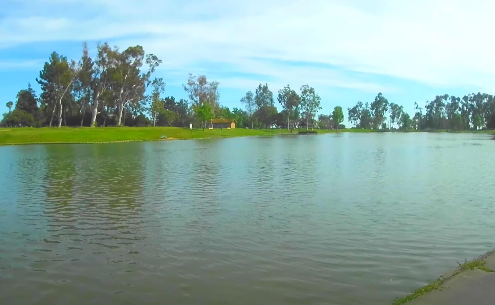 Tri-City-Park-Lake-Fishing-Guide-Report-Placentia-CA-05