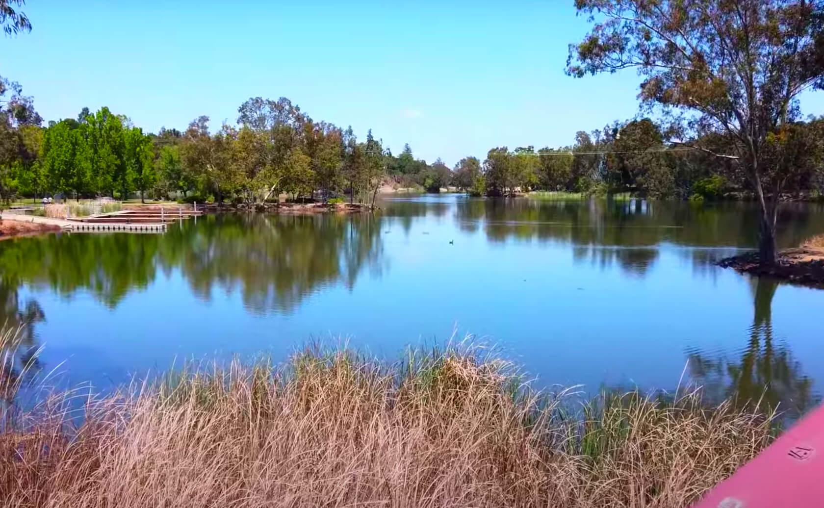 Vasona-Lake-Fishing-Guide-Report-Los-Gatos-CA-04