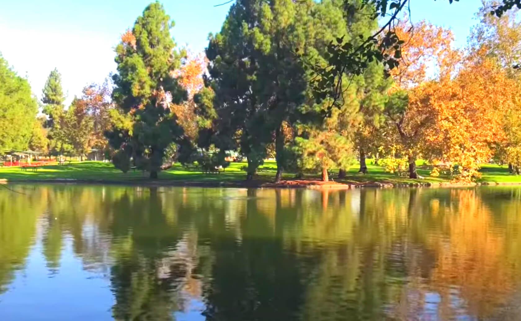Yorba-Regional-Park-Lake-Fishing-Guide-Report-Anaheim-CA-06