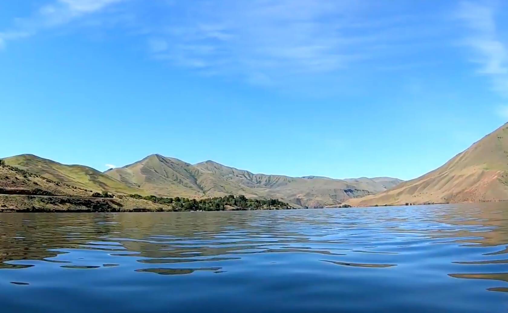 Brownlee-Lake-Fishing-Guide-Report-Idaho-01