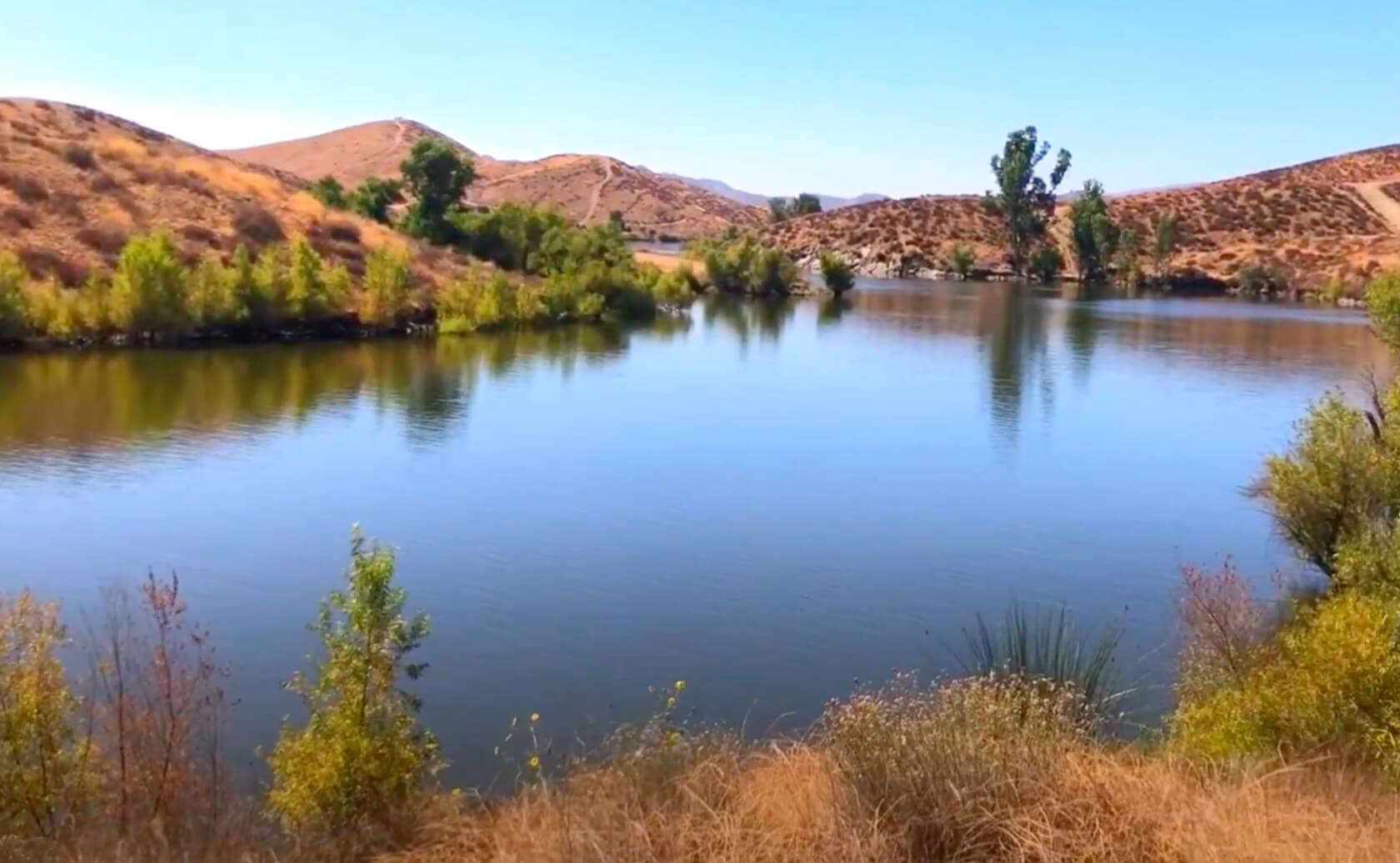 Canyon-Lake-Fishing-Guide-Report-California-92587-02