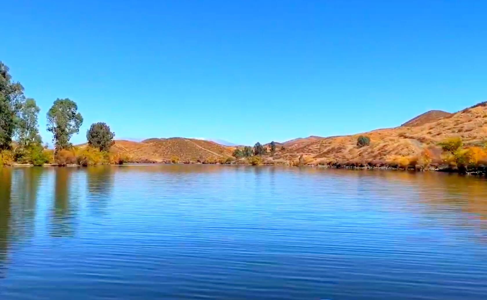 Canyon-Lake-Fishing-Guide-Report-California-92587-07