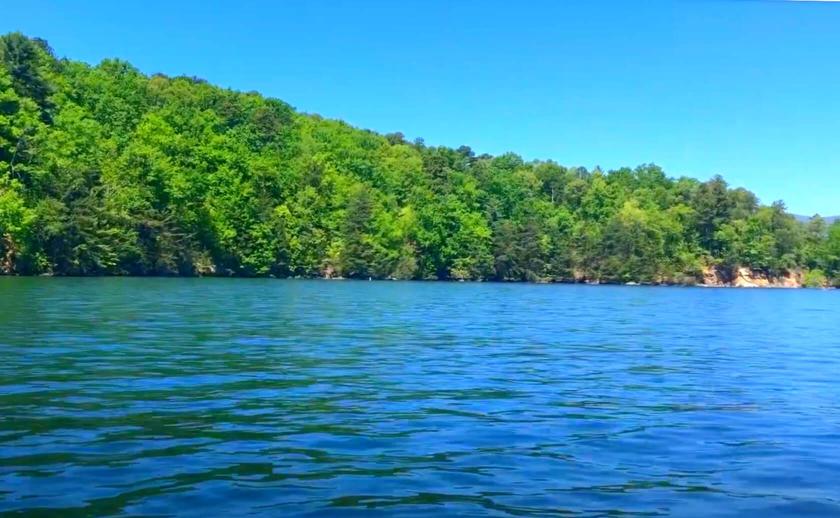 Jocassee-Lake-Fishing-Guide-Report-South-Carolina-05