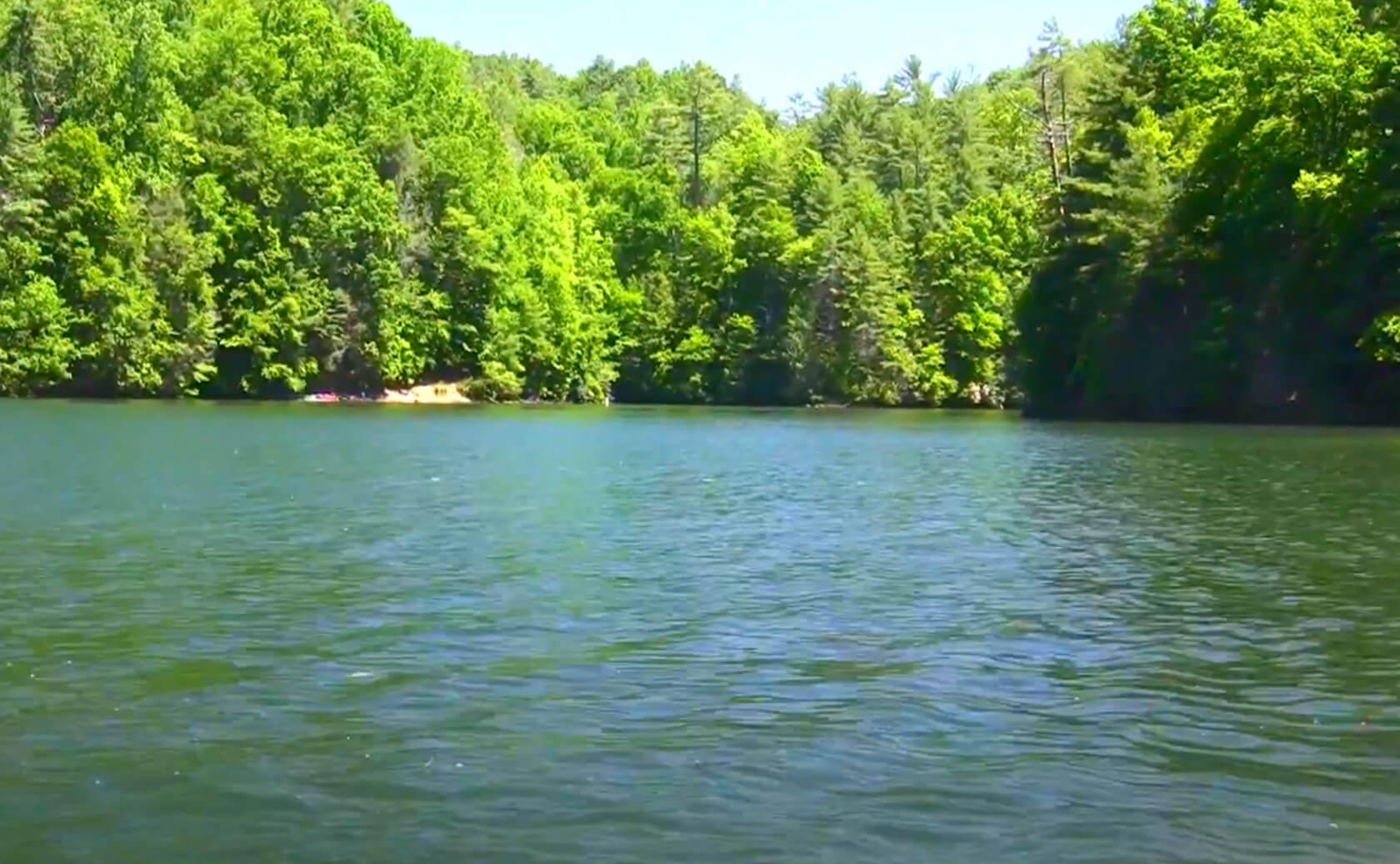 Jocassee-Lake-Fishing-Guide-Report-South-Carolina-06