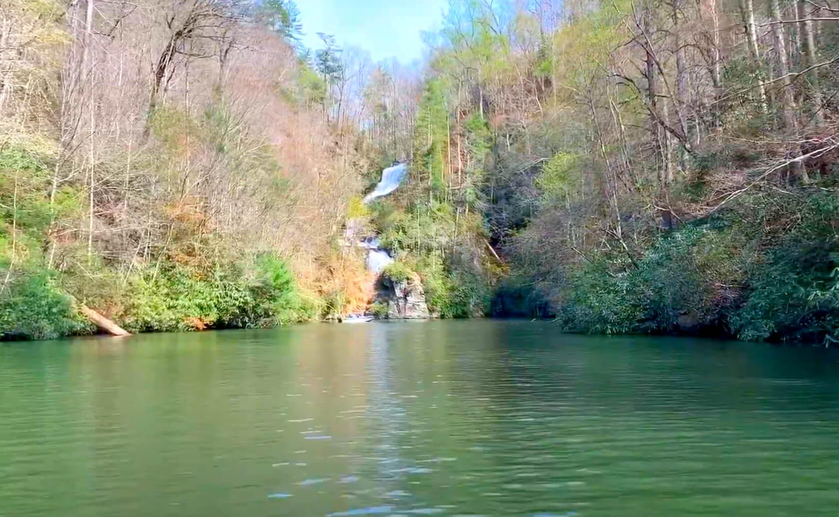 Jocassee-Lake-Fishing-Guide-Report-South-Carolina-07