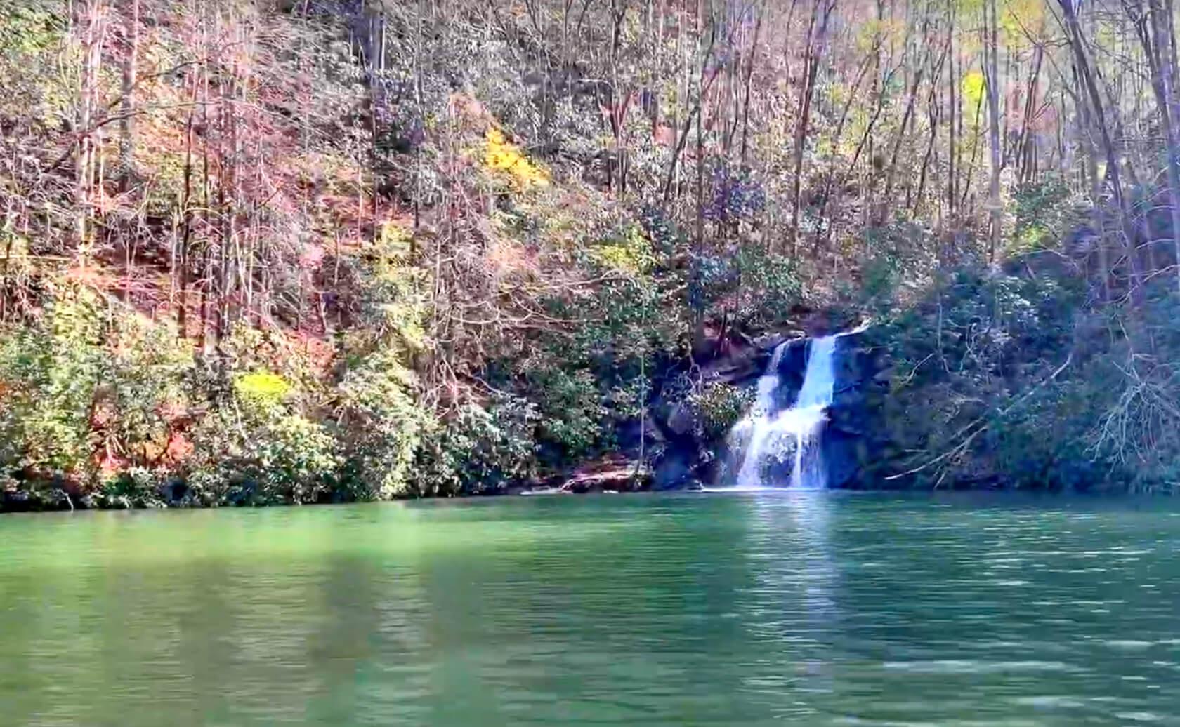 Jocassee-Lake-Fishing-Guide-Report-South-Carolina-08