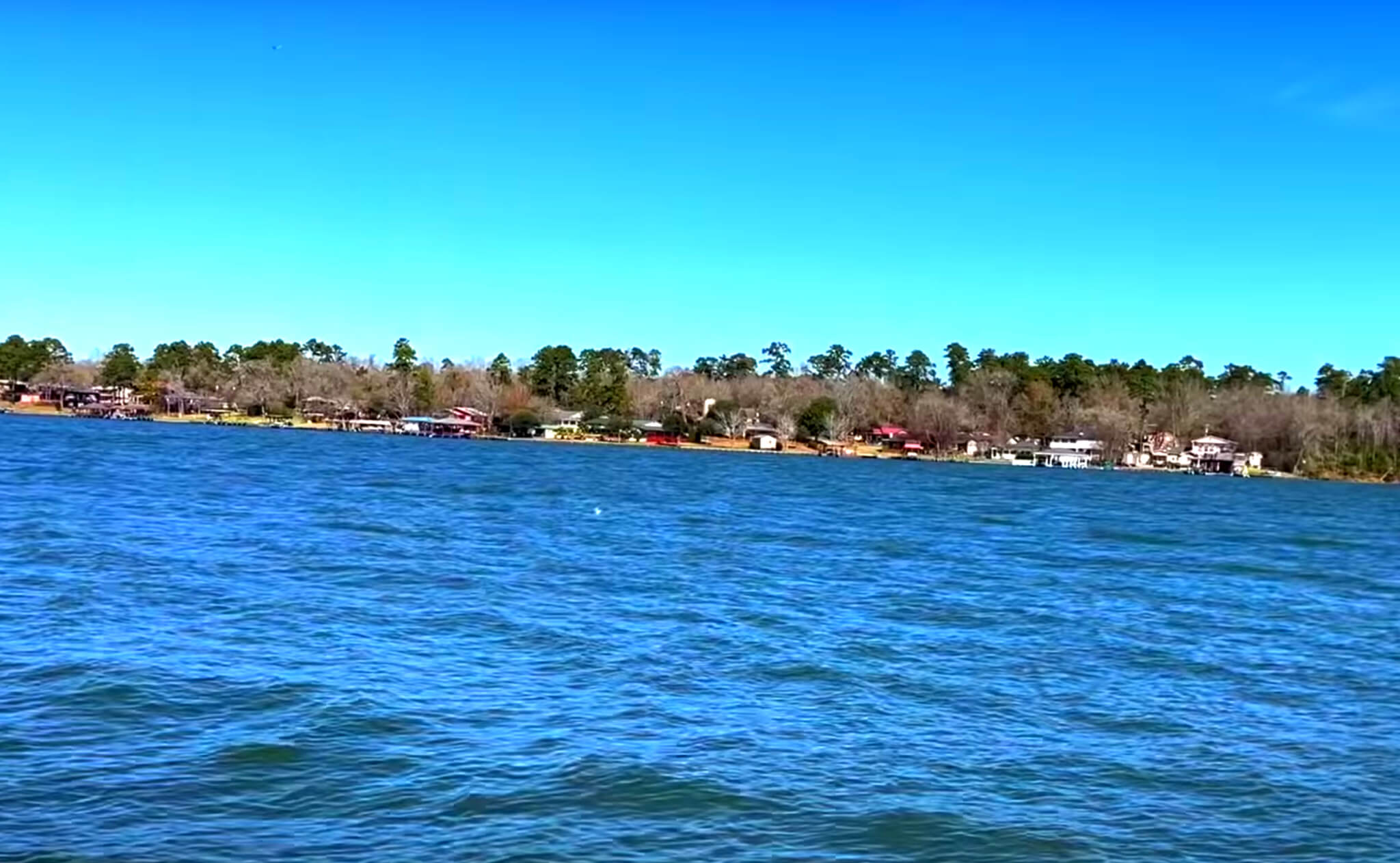 Livingston-Lake-Fishing-Report-Guide-Texas-TX-06