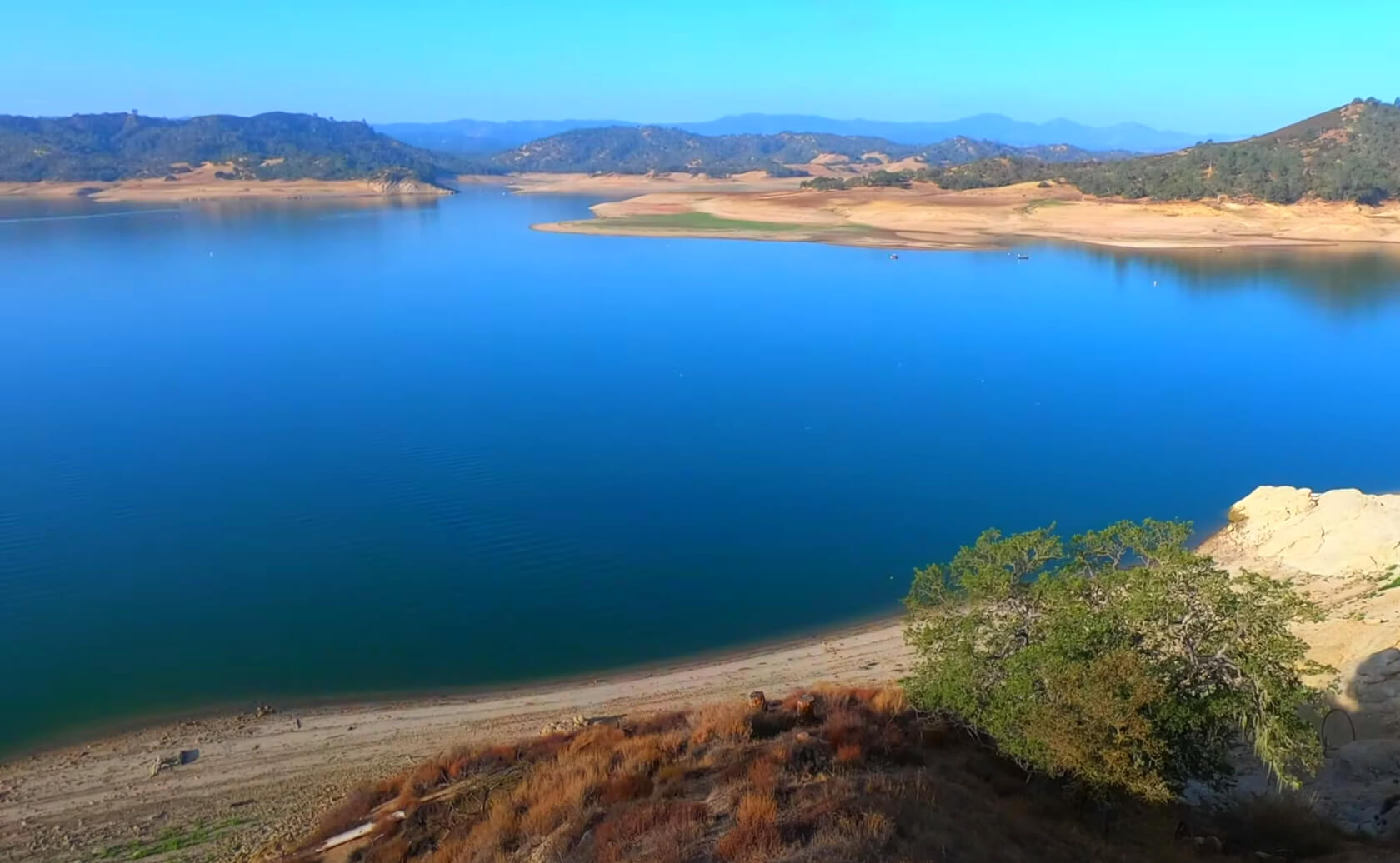 Nacimiento-Lake-Fishing-Guide-Report-California-08