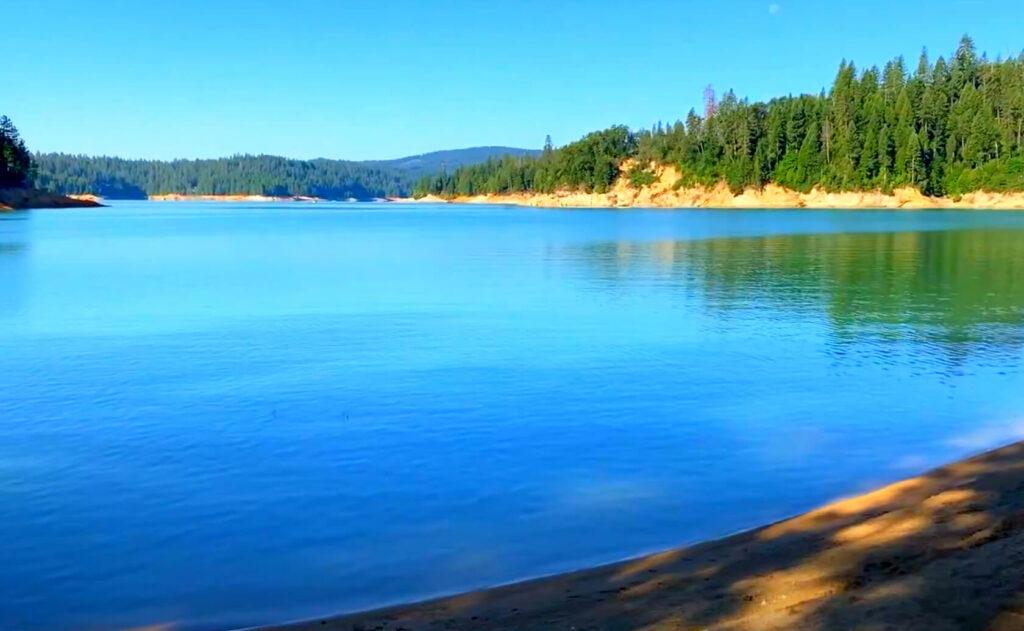 New-Bullards-Bar-Reservoir-Lake-Fishing-Guide-Report-California-04