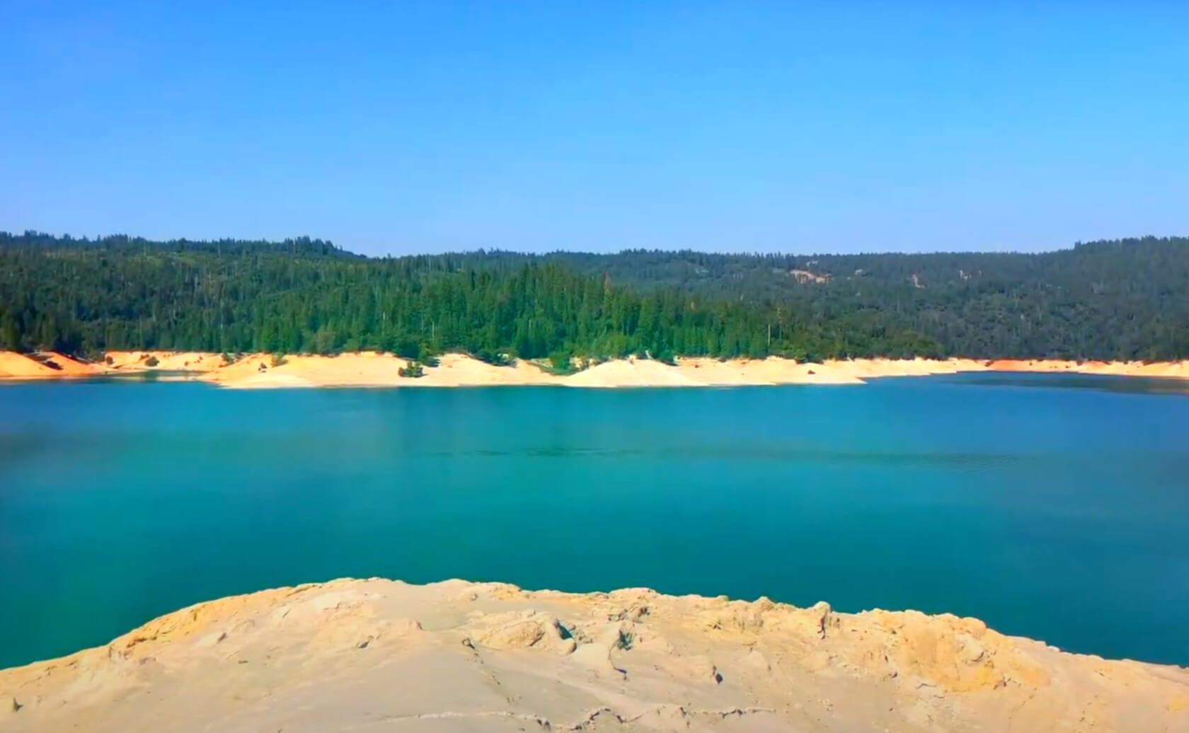 New-Bullards-Bar-Reservoir-Lake-Fishing-Guide-Report-California-05