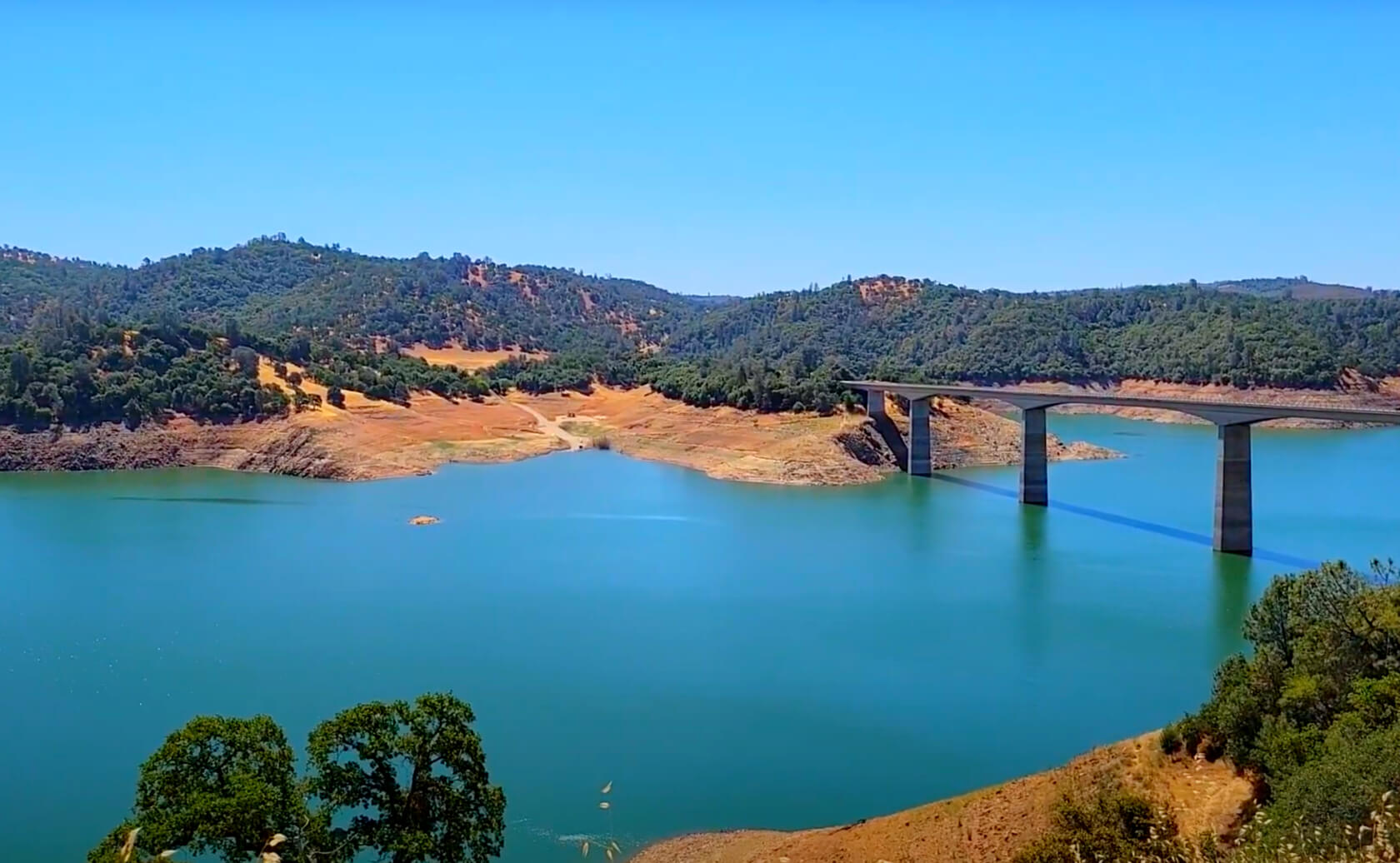 New-Melones-Lake-Fishing-Guide-Report-California-10