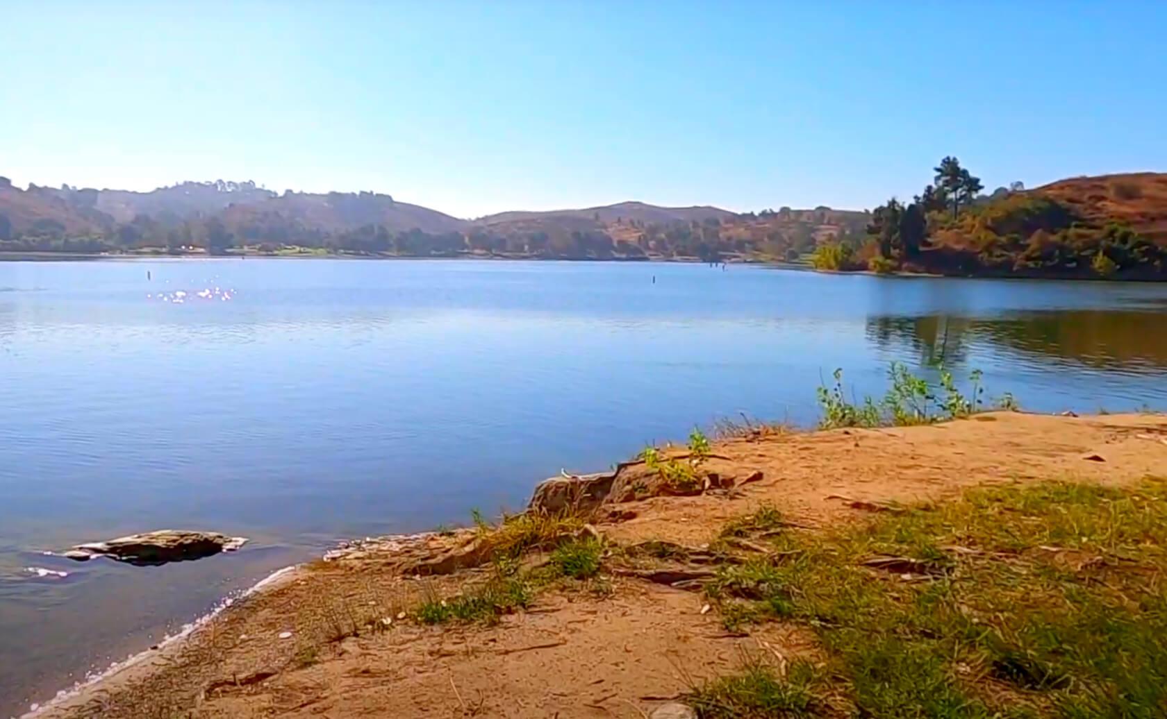 Puddingstone-Lake-Fishing-Guide-Report-California-05