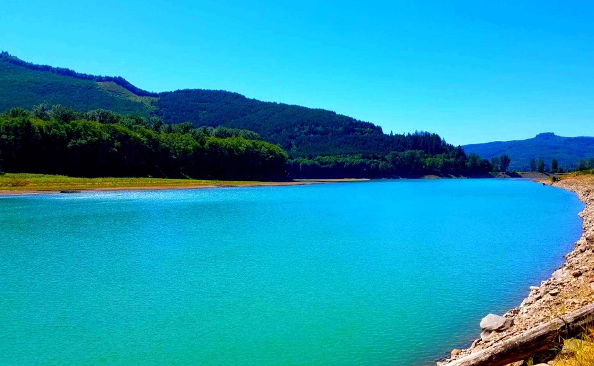 Riffe-Lake-Fishing-Report-Guide-Washington-WA-03