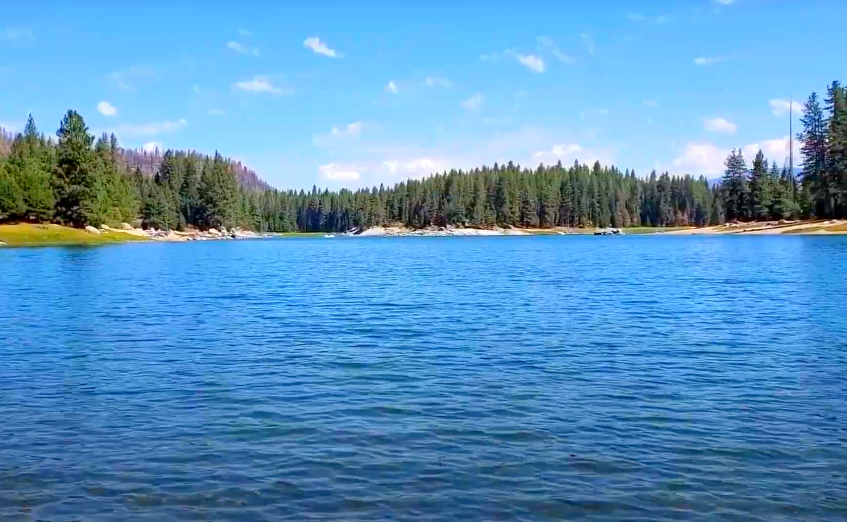 Shaver-Lake-Fishing-Guide-Report-California-05