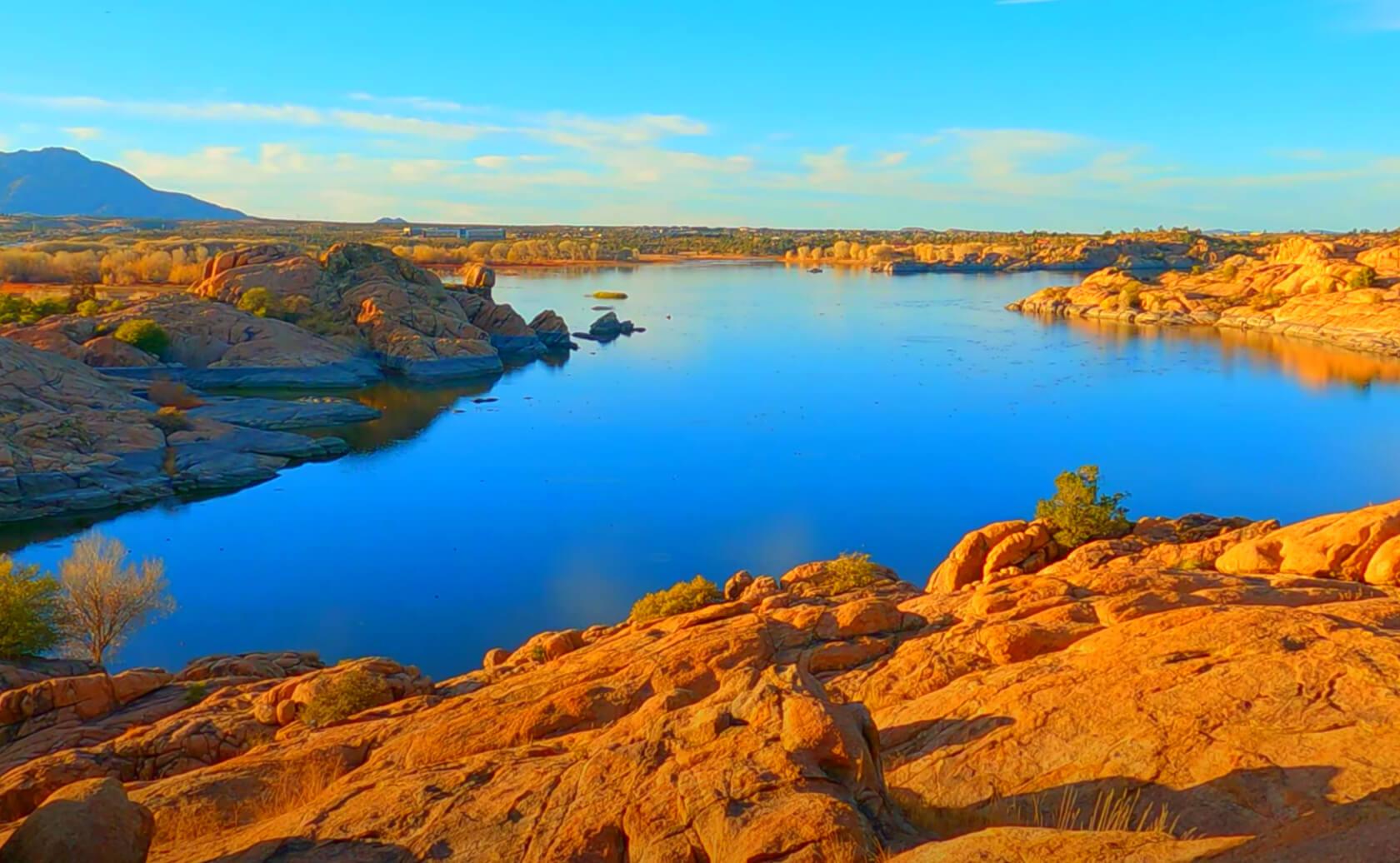 Willow-Lake-Fishing-Guide-Report-Arizona-04