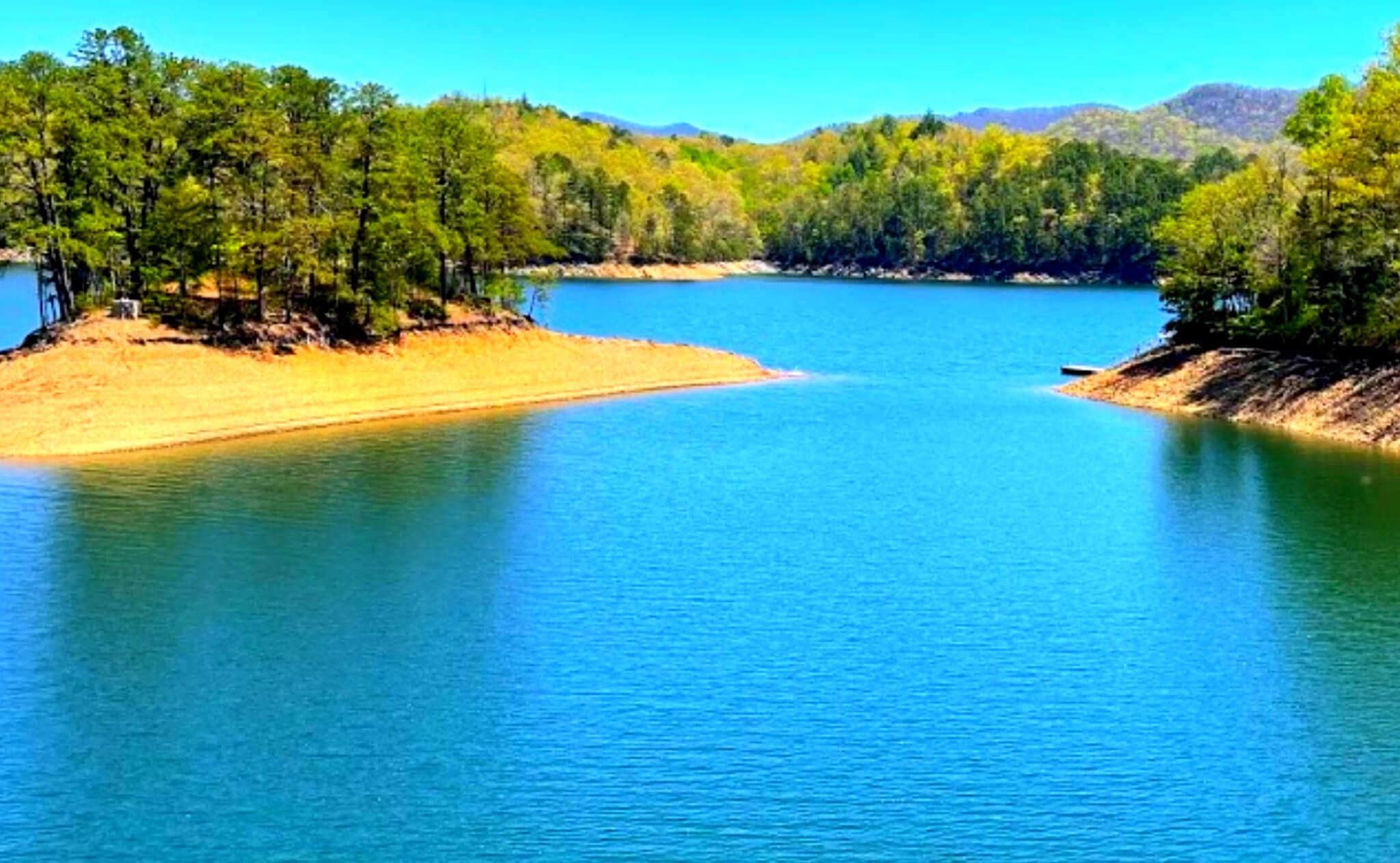 Fontana-Lake-Fishing-Report-Guide-North-Carolina-NC-03