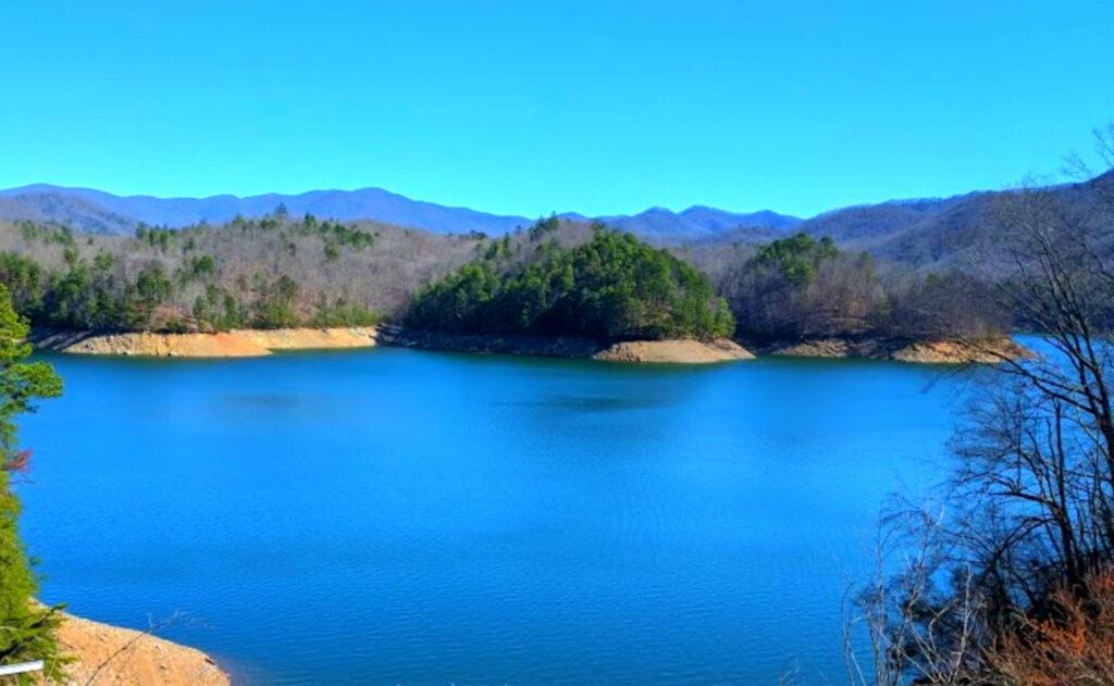 Fontana-Lake-Fishing-Report-Guide-North-Carolina-NC-05